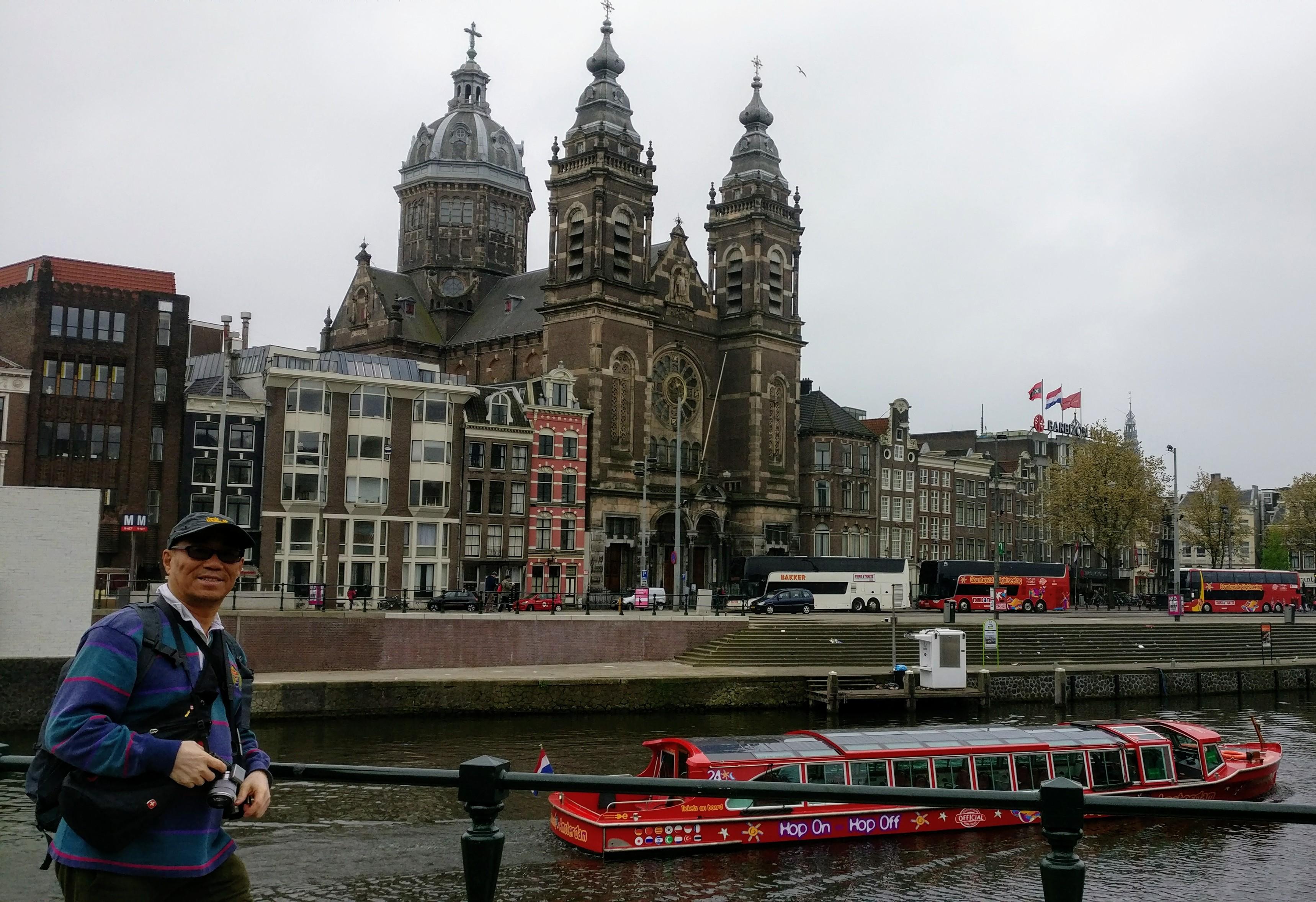 5月7日 DAY 1  阿姆斯特丹博物馆狂奔